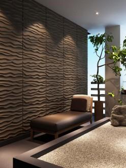 Fibra de Bambu - Para Área Interna - BEACH